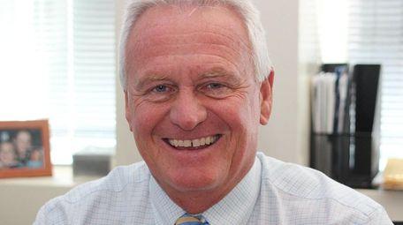 Jamie Allen of West Islip has been promoted