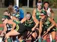 Members of the Ward Melville field hockey team