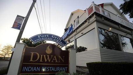 Chef-owner Bobby Chhikara has reprised Indian restaurant Diwan,