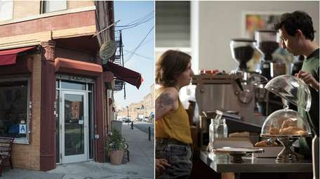 Café Grumpy, the Greenpoint coffee shop featured in