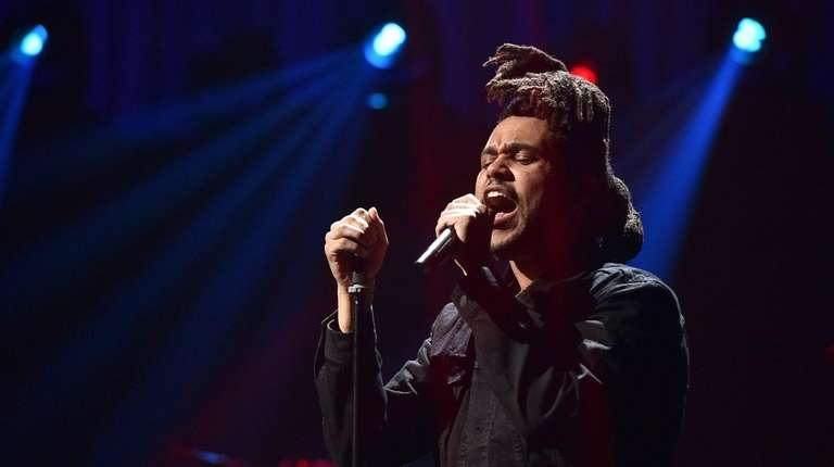 The Weeknd is back on as Saturday's headliner