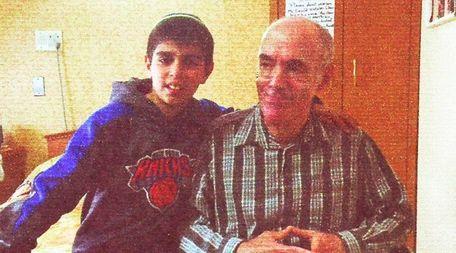 Kidsday reporter Eitan Zargari of Great Neck and