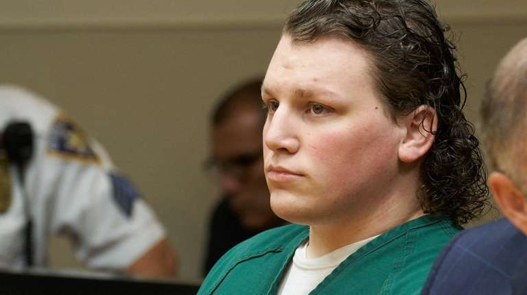 Adam Saalfield, who was convicted in the 2014