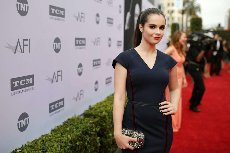 Actress Vanessa Marano, whose starred in