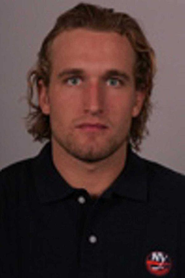Jordan Hart, son of former Islanders defenseman Gerry