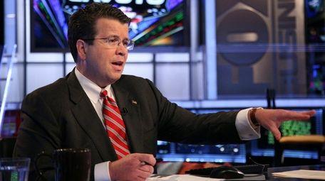 Neil Cavuto, host of Fox's