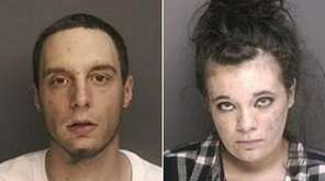 Erol Baturer, 25, and Tara Garcia, 21, were