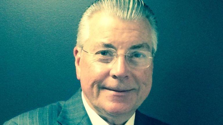 John J. Desmond of Bay Shore has been