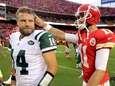 New York Jets quarterback Ryan Fitzpatrick and Kansas