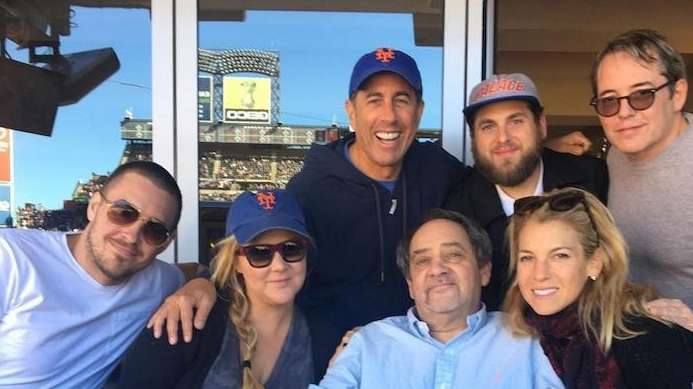 Amy Schumer, second from left, shared this photo