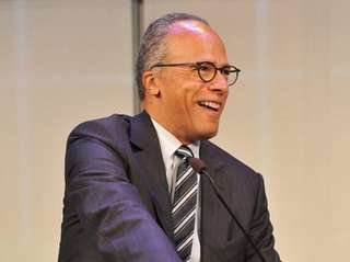 Lester Holt, anchor of