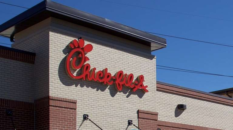Long Island's first Chick-fil-A opened in October in