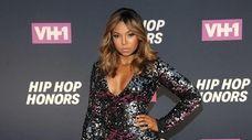 Ashanti attends VH1's Hip Hop Honors at David