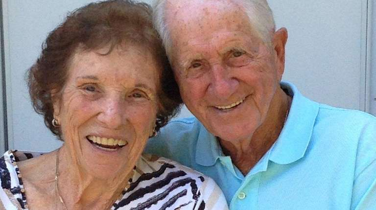 Rose and John Palmirotto, formerly of Glen Cove,