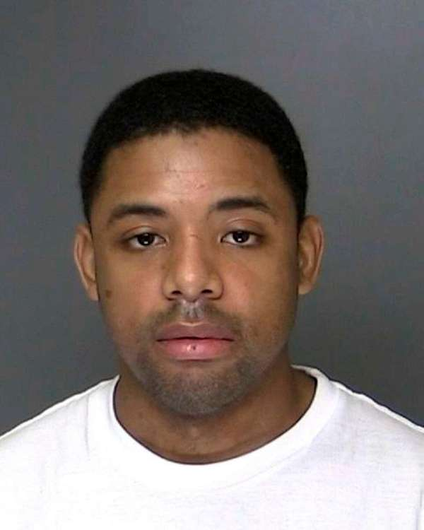 Marcus Lewis, 32, Brooklyn, was arrested in late