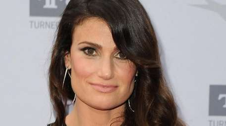 Actress Idina Menzel is engaged to actor Aaron