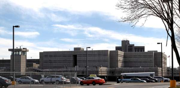 Nassau County Correctional Facility in East Meadow.