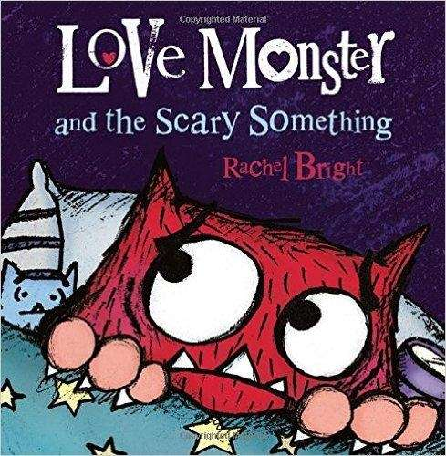 In this adorable picture book, Love Monster is