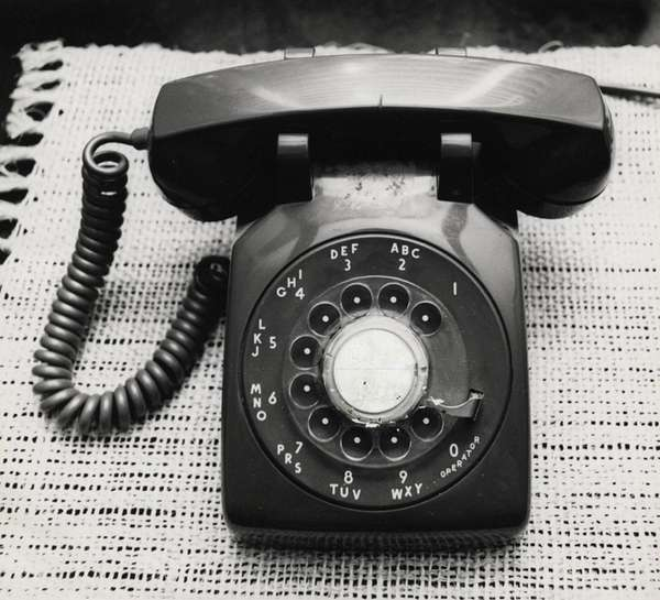 Rotary dial telephones shared only one basic function