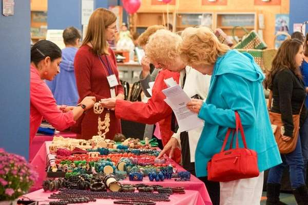Long Island female entrepreneurs showcase their products at