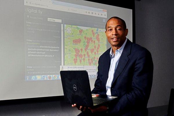 Derek Peterson is the new CEO of Digital