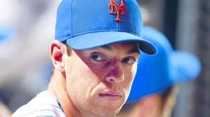 Steven Matz #32 of the New York Mets