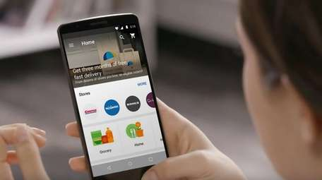 Google is expanding its Google Express online delivery