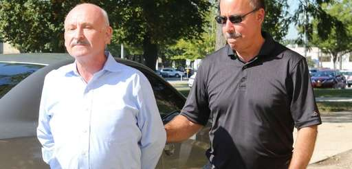 Gerard Terry appears at Nassau County Supreme Court