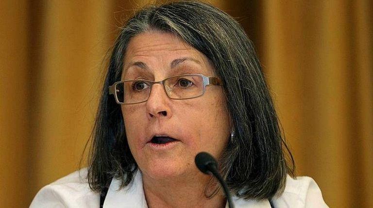 Carol Kellermann, president of the Citizens Budget Commission,