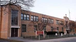 Corpus Christi school in Mineola is seen in