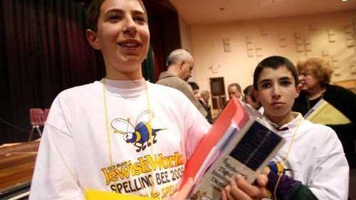 Zachary Zagorski, 13, an eighth grader at Oceanside