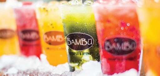 Bambu Desserts and Drinks serves Vietnamese dessert drinks,
