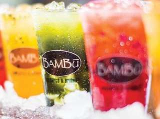 Bambu Desserts and Drinks serves Vietnamese dessert drinks,