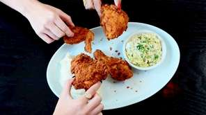 Storyville American Table in Huntington offers all-you-can-eat fried