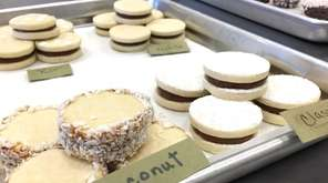 Alfajores, traditional Peruvian cookies, are a specialty at