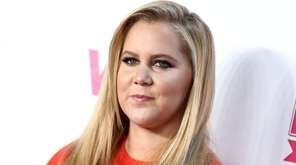 Amy Schumer landed at No. 1 on Intel