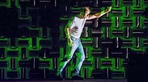 Simon McBurney in