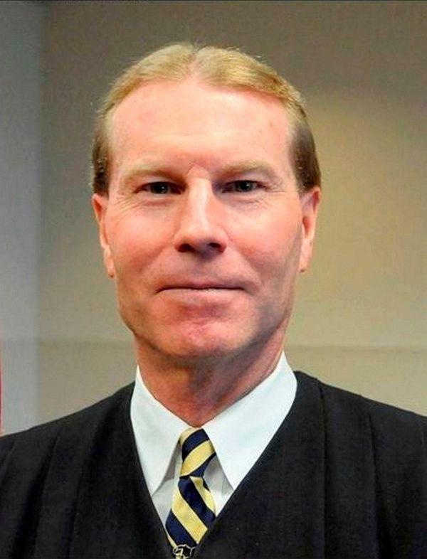 Superior Criminal Courts judge Randall Hinrichs, at the