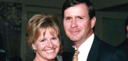 Kathy Owens of Williston Park, whose husband Peter