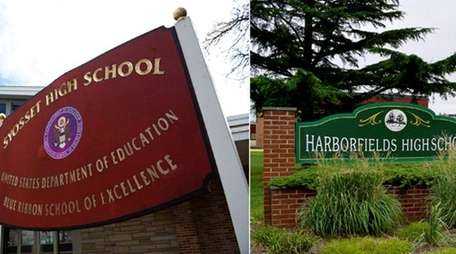 Harborfields, Syosset high schools get Blue Ribbon honor