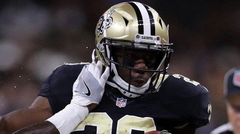 C.J. Spiller #28 of the New Orleans Saints