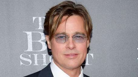 Brad Pitt skipped his first public appearance after