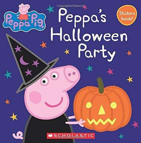 Peppa and her family are so excited to
