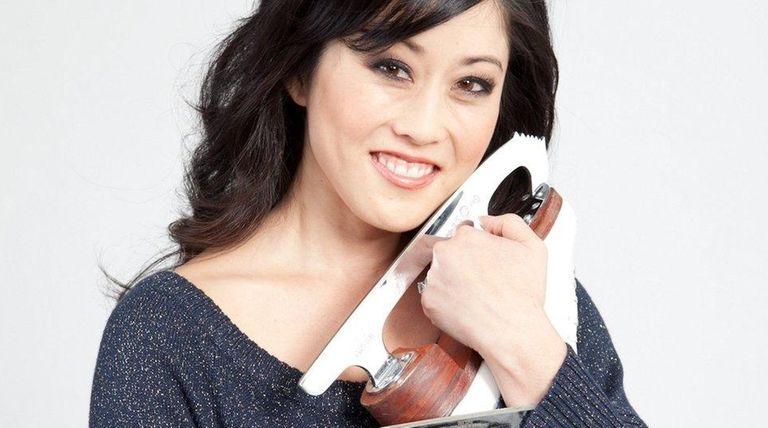 Gold medalist Kristi Yamaguchi has written her third