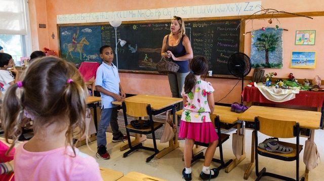 School Gardens Take Root On Long Island Newsday