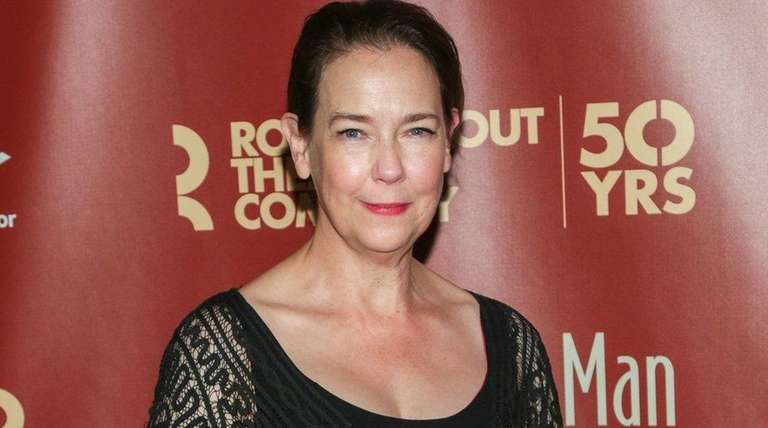 Harriet Harris starring in the Off-Broadway revival of