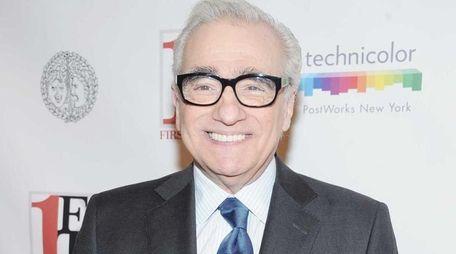 Martin Scorsese's passion project,