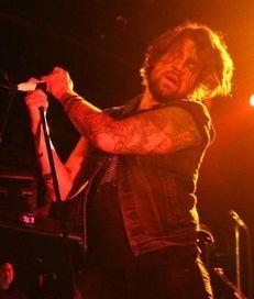 Taking Back Sunday's guitarist John Nolan, left, and