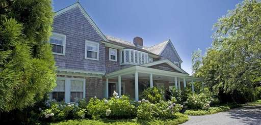 Grey Gardens, once occupied by Jacqueline Kennedy Onassis'