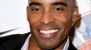 Tiki Barber attends Rookie USA Presents Kids Rock!